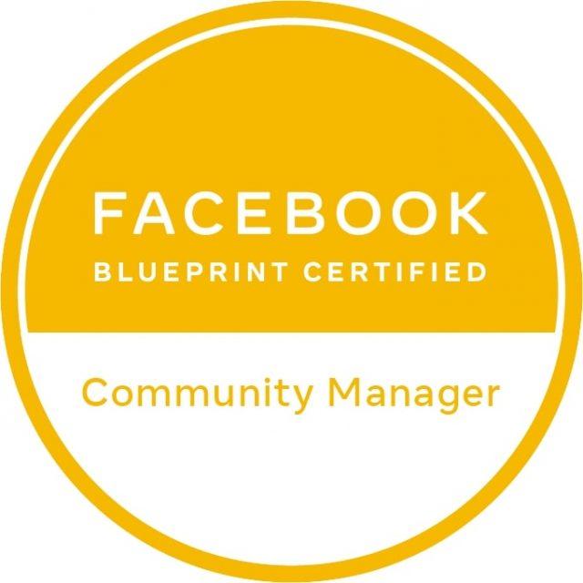 Certification Facebook pour les community managers